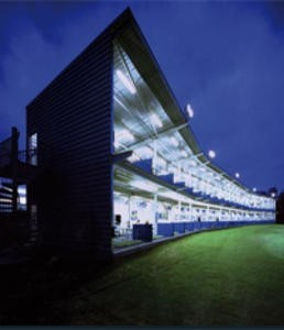 Top Golf Club House