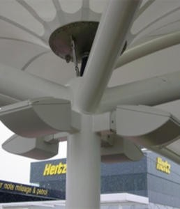 Hertz Car Port, Heathrow Airport