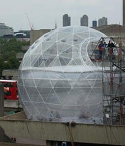 Hayward Gallery Dome